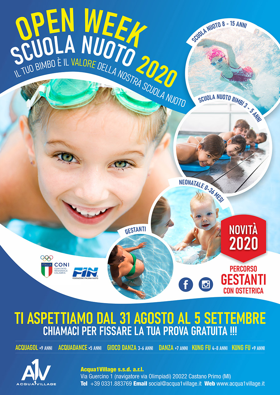 Acqua1village Acqua Fitness Benessere
